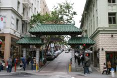 Chinatown San Francisco Tor