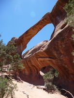 Double O Arch Arches Nationalpark