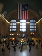 Grand Central Station Hall
