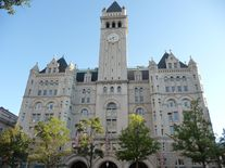 Old Post Office Tower Washington