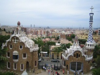 Park Guell 1