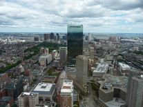 Prudential Tower Blick