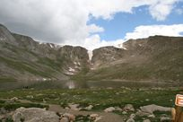Summit Lake Mt Evans