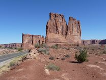 Tower of Bable Arches NP