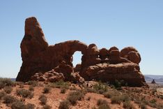 Turret Arch Arches NP