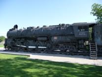 Union Pacific Railroad Lokomotive