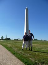 Washington Monument Saeule