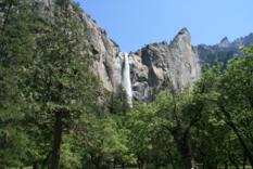 Waterfall Yosemite Park (2)