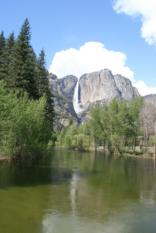 Waterfall Yosemite Park (5)