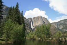 Waterfall Yosemite Park (6)