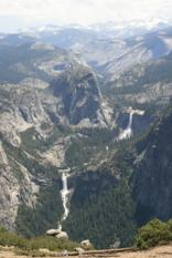 Waterfall Yosemite Park (7)