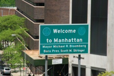 Welcome to Manhatten